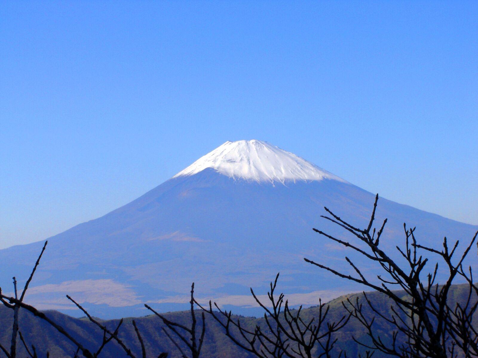 fuji, mountain, japan