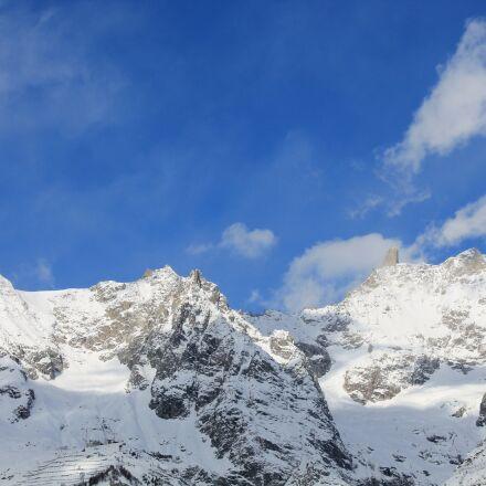 snow, mountain, panoramic, Canon EOS 1100D