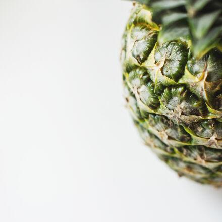 green, pineapple, Canon EOS 60D