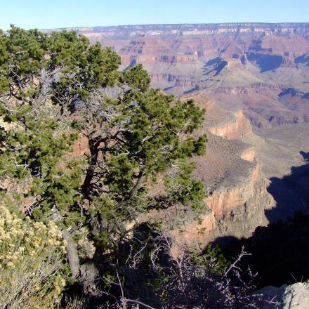 usa, the grand canyon, Fujifilm FinePix S100FS