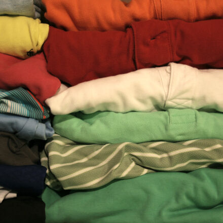 colorful, night, polo, shirts, Canon EOS KISS DIGITAL X