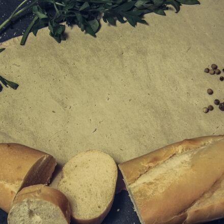 organic, paper, bread, Fujifilm FinePix S4500