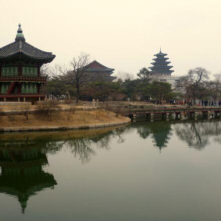 temple, seoul, korea, Panasonic DMC-FS10