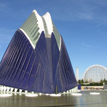 oceanographic, science city, valensia, Canon POWERSHOT SX1 IS
