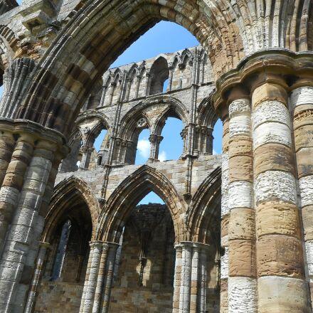 castle ruins, old castles, Nikon COOLPIX S3700