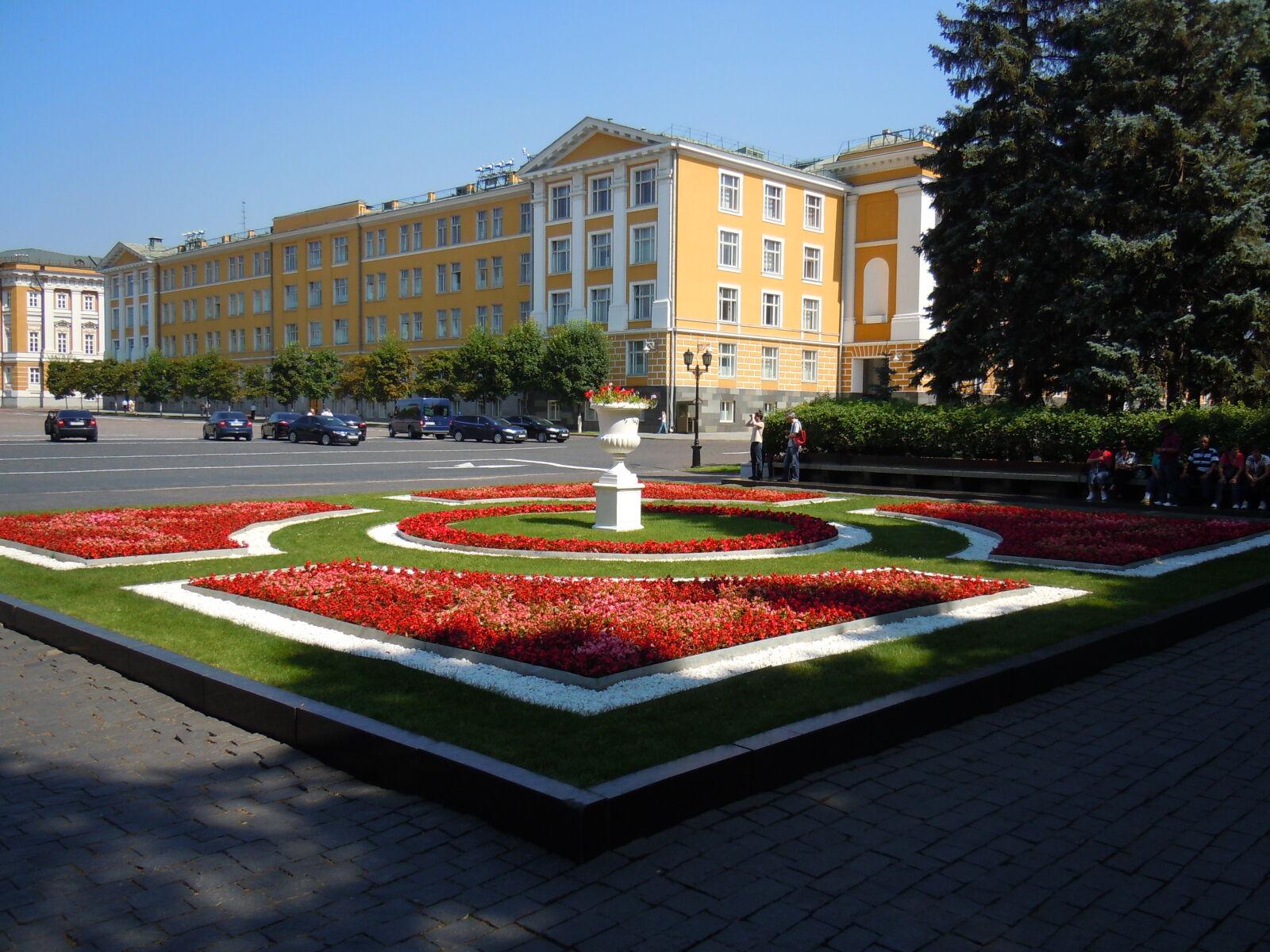 "Nikon Coolpix S8000 sample photo. ""Kremlin, moscow"" photography"
