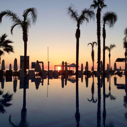 cyprus, scenic, reflection, Apple iPad Air
