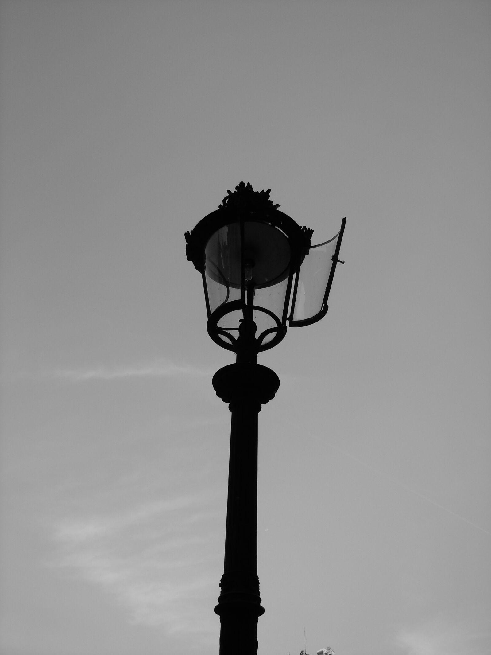 "Nikon Coolpix S8000 sample photo. ""Lantern, old, black and"" photography"