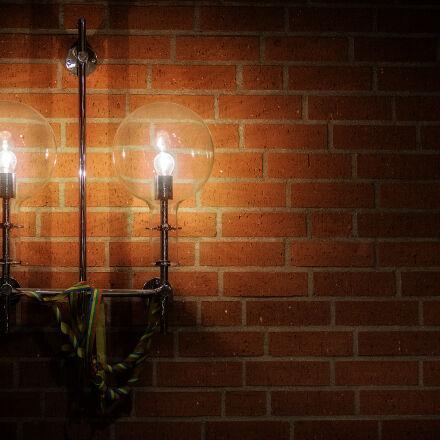lamp, light, Nikon D7100