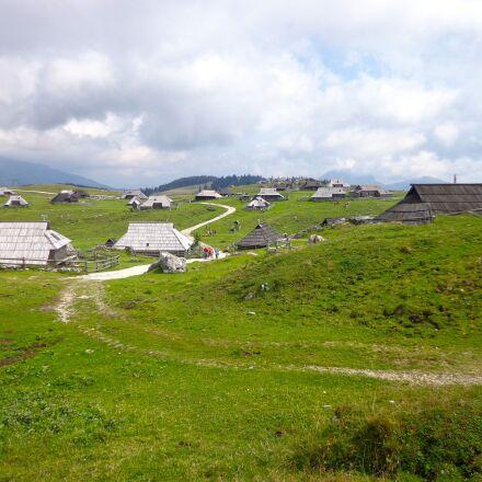 slovenia, velika planina, nature, Sony DSC-W650