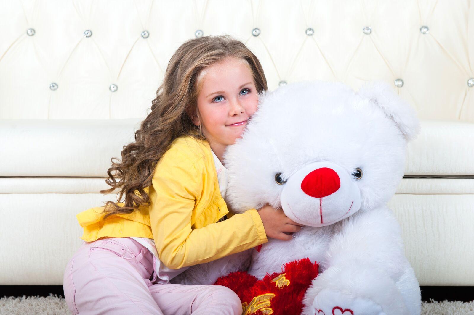 "Nikon D700 sample photo. ""Girl, child, model"" photography"