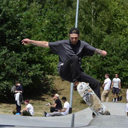 konrad, ciezki, skateboard, skateboarder, Nikon D7000