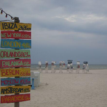 baltic sea, paradise, directory, Sony DSC-W230