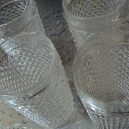 empty, glass, crystal, glasses, Sony DSC-S2000