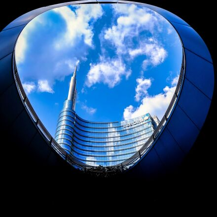 exterior, tall, urban, design, Fujifilm X-T1