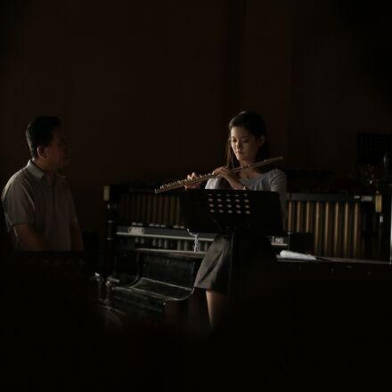 flute, teacher, music, Canon EOS 5D MARK III