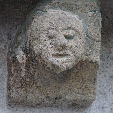 head, sculura, stone, Sony ILCE-7M2