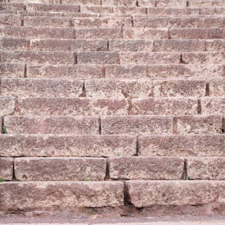 stairs, stone, gradually, Fujifilm FinePix S100FS