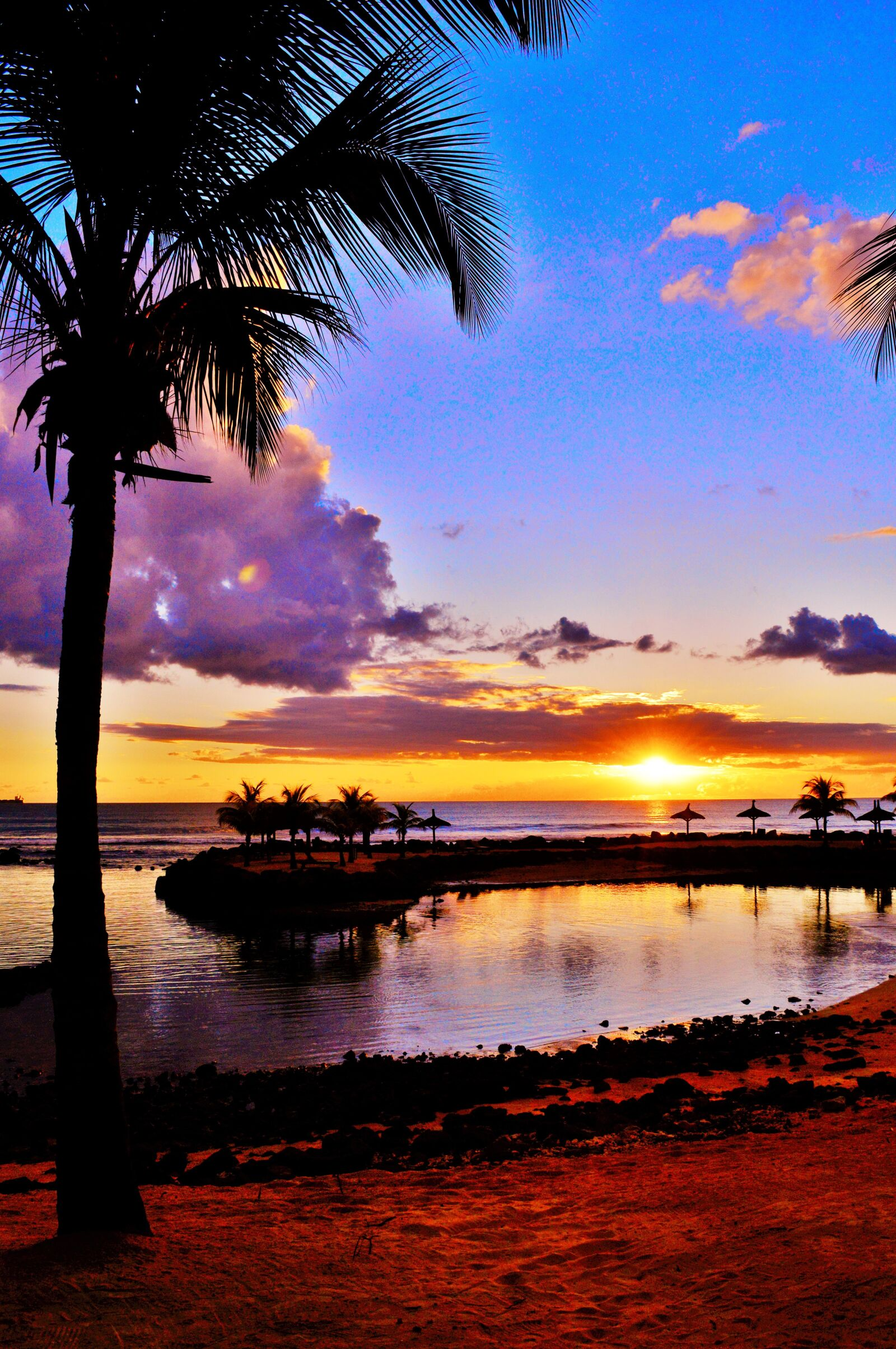 "Nikon D3200 sample photo. ""Sunset, romantic, sky"" photography"