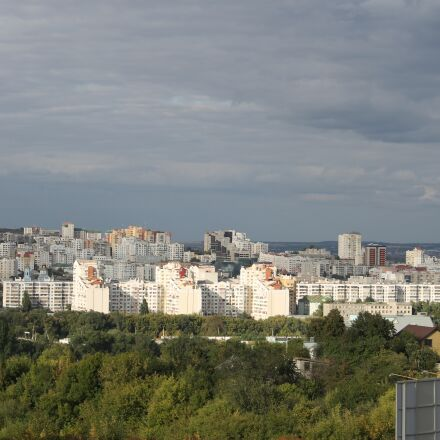 belgorod, panoramic, architecture, Canon EOS 1100D