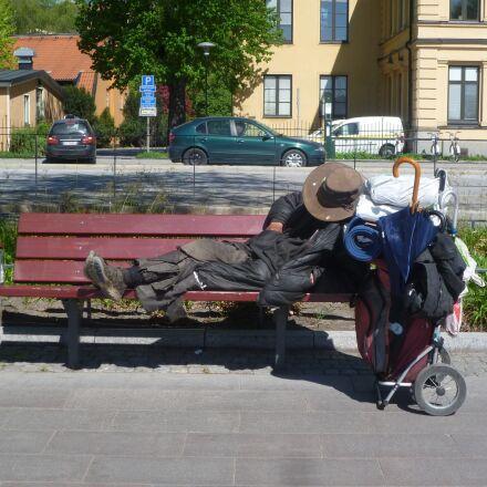 homeless, stockholm, drifter, Panasonic DMC-FS10