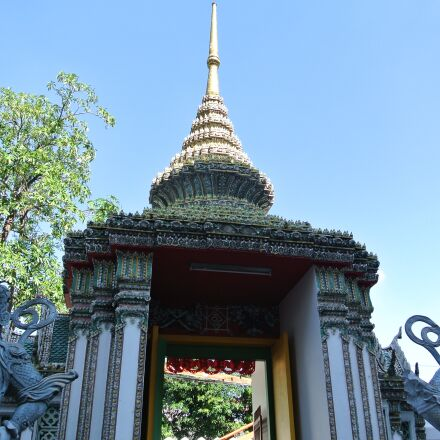 bangkok, thailand, wat pho, Nikon 1 J1