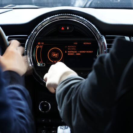 automobile, dashboard, interface, Sony NEX-VG10E