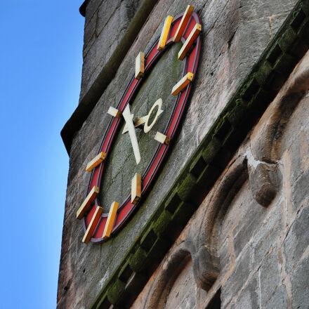 clock, time, Nikon D40X