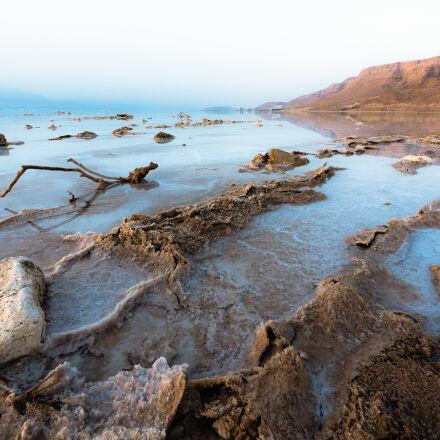 desert, israel, mountains, salt, Nikon D750
