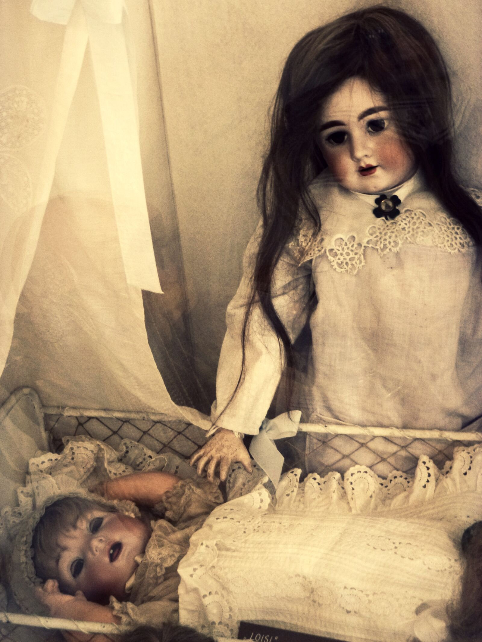 doll, scary, creepy