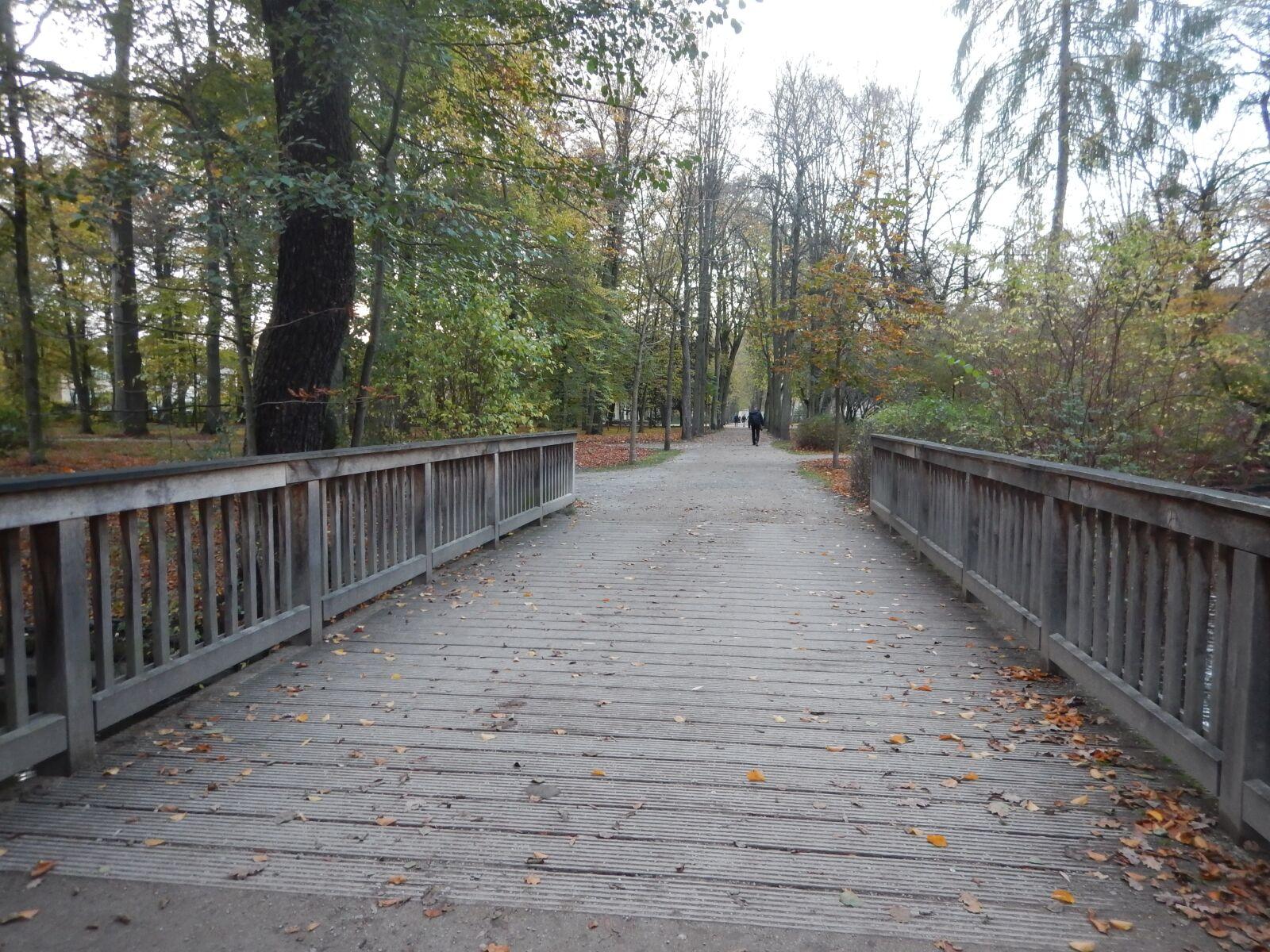 """Nikon Coolpix AW120 sample photo. """"Bridge, park, landscape"""" photography"""