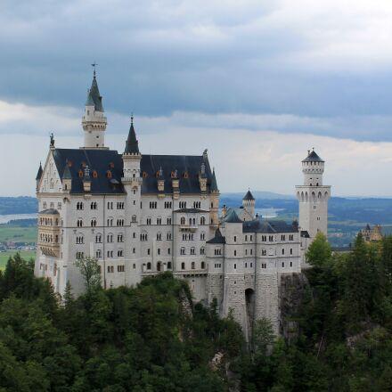 castle, princess, towers, Canon EOS 1100D