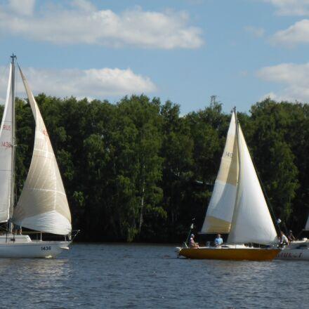 regatta, sail, yacht, Panasonic DMC-FT5