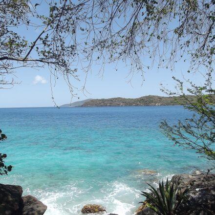 beach, beach break, vacation, Fujifilm FinePix S2980
