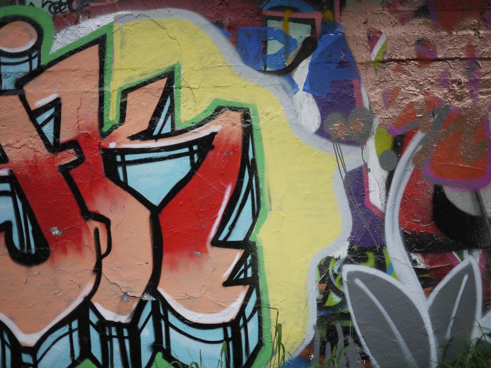 graffiti, wandmalerei