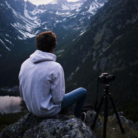 mountains, nature, camera, relaxing, Nikon D610