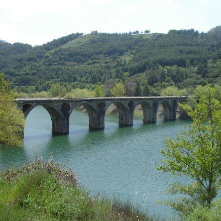 luna reservoir, reservoir spain, Sony DSC-W17