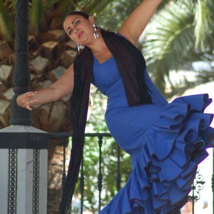 flamenco, spain, spanish, woman, Nikon D50