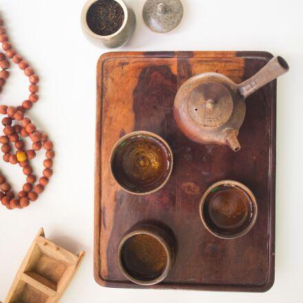 tea, tea set, tea, Canon EOS 5D MARK II