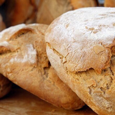 bread, loaf of bread, Fujifilm X-T10