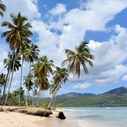 dominican republic, beach, sea, Nikon 1 J4