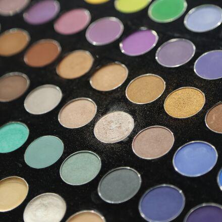 cosmetics, eyeshadow, makeup, Canon EOS 6D