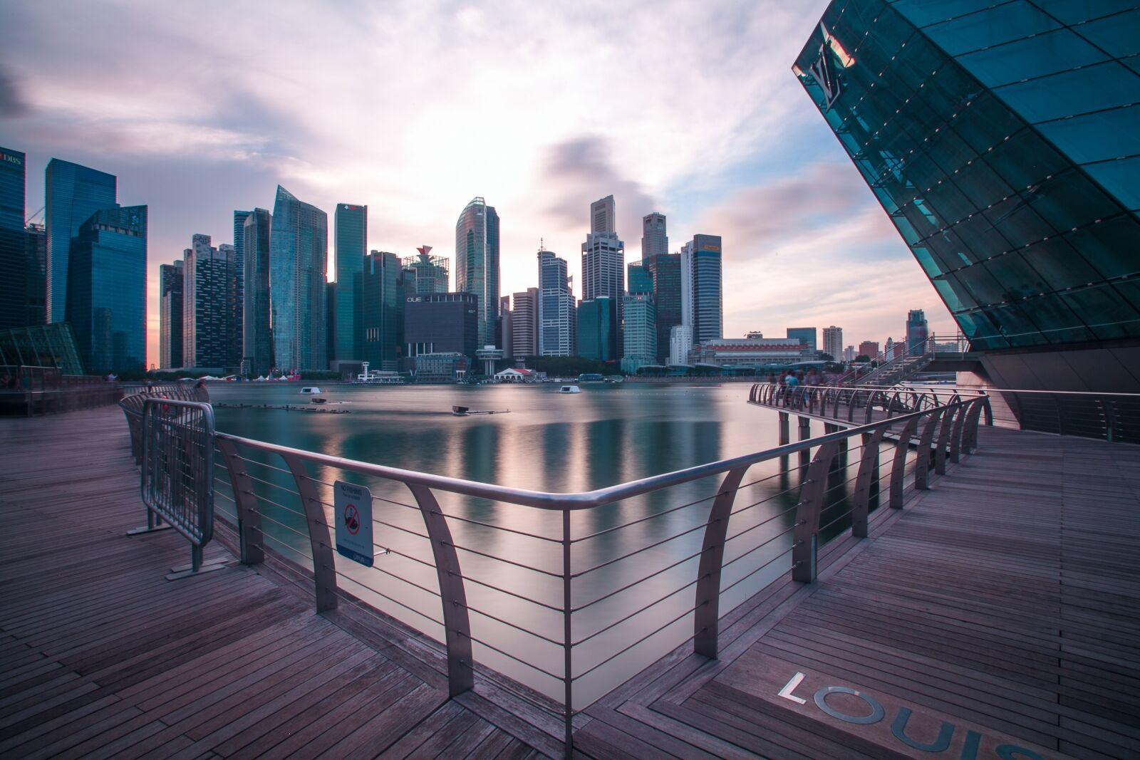 cbd, marinarea, singapore, Canon EOS 5D MARK II, Canon EF 17-40mm f/4L