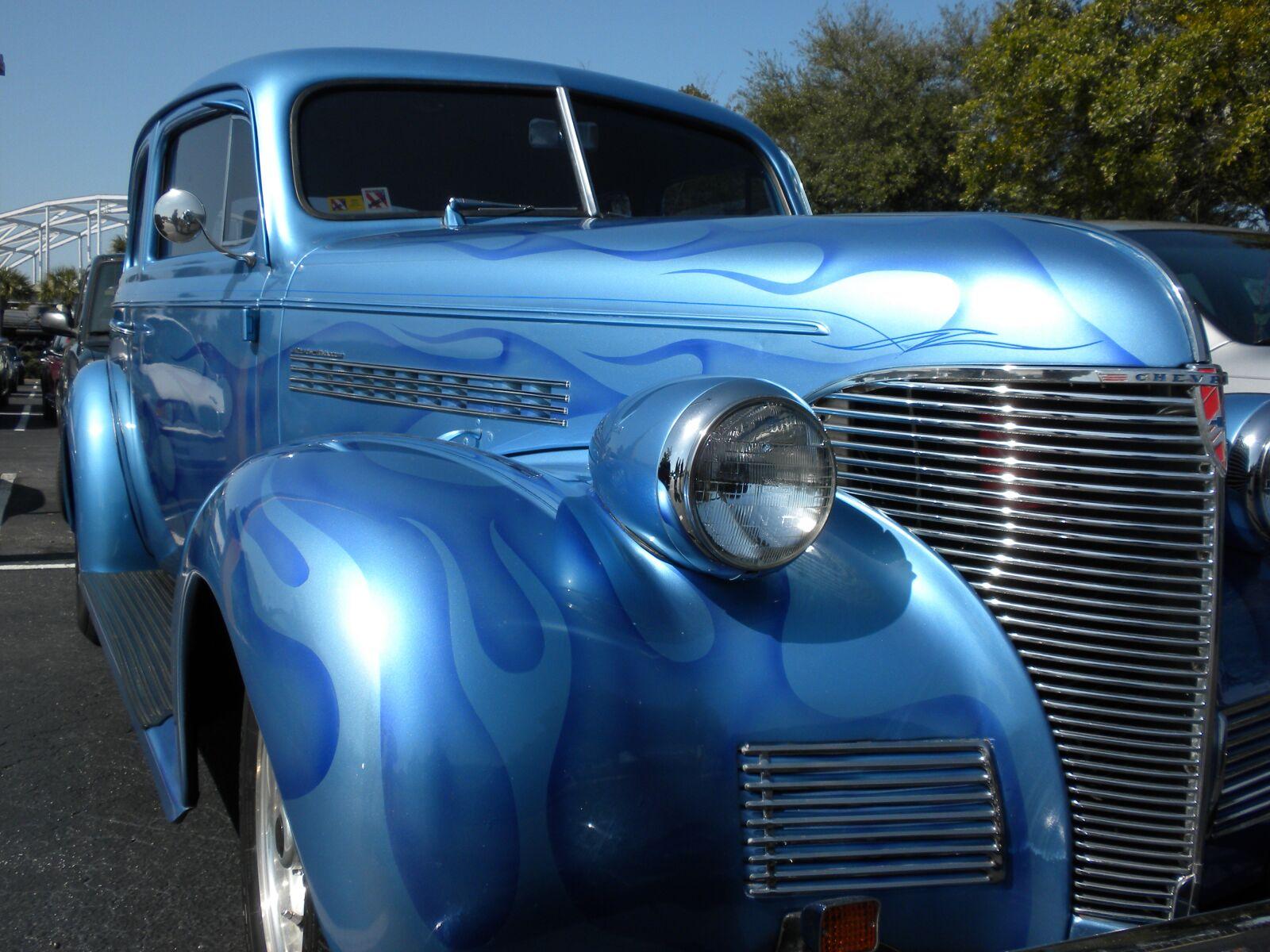 automobile, classic, car