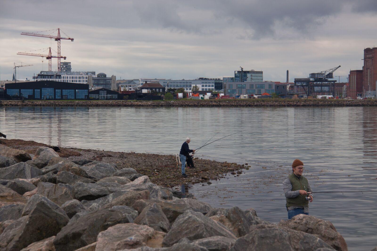 "Canon EOS 50D sample photo. ""Fishing, fishermen, water"" photography"