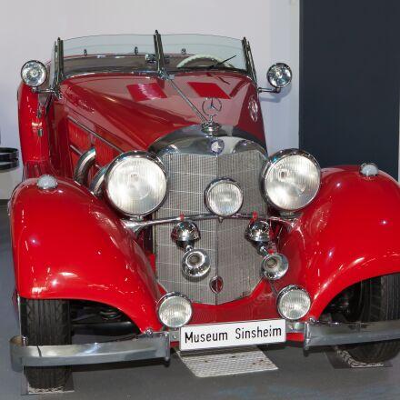 sinsheim, museum, auto, Canon EOS 5D MARK II
