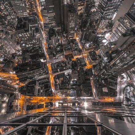 buildings, city, lights, Canon EOS 6D