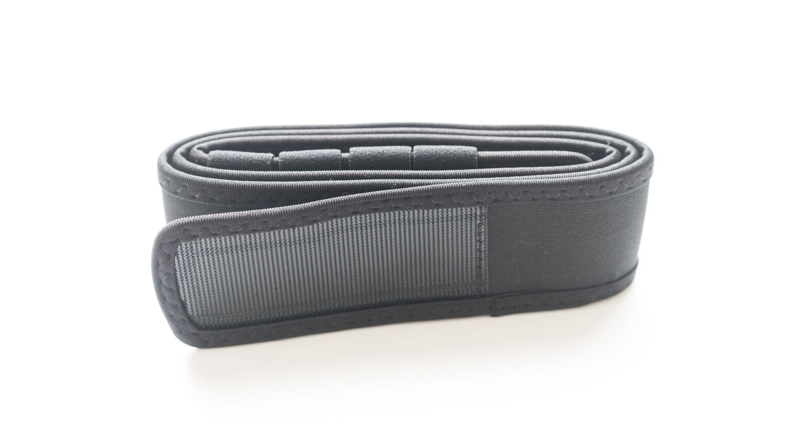 belt, velcro, black