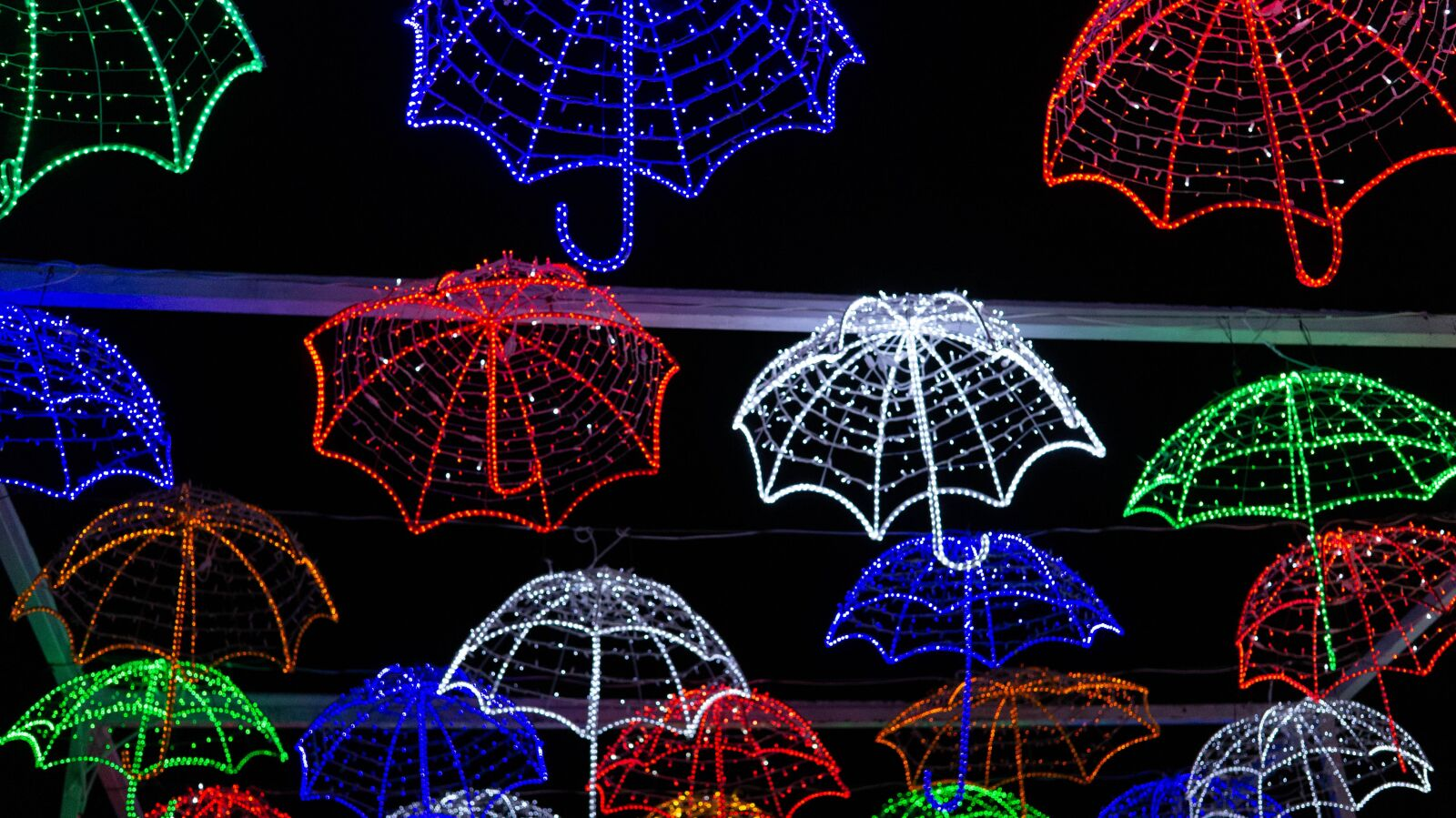 umbrellas, decor, umbrella