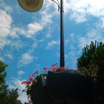 lamp, ganesh, flower, Samsung GT-S5253